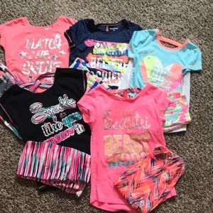 Lot of 5 outfits